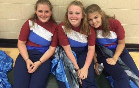 Winter flag line returns to high school