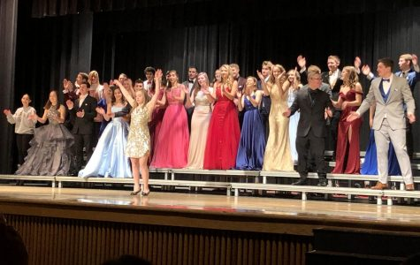 High school students show talent at Dinner and a Show