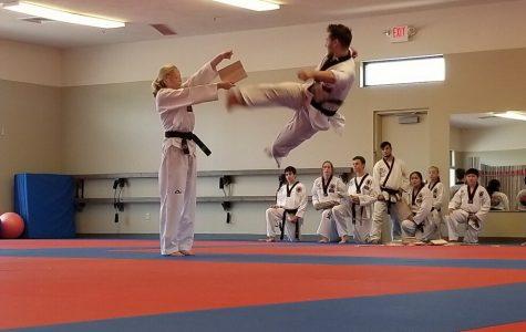 Junior earns black belt in martial arts