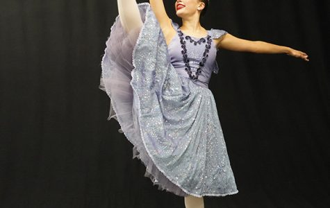 Banks has been dancing with the company Ballet Theatre of Ohio for nine years.