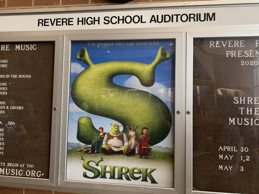 Revere+Players+to+present+Shrek+The+Musical