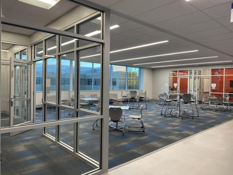 New common rooms allow students to collaborate