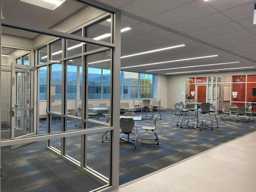 New+common+rooms+allow+students+to+collaborate