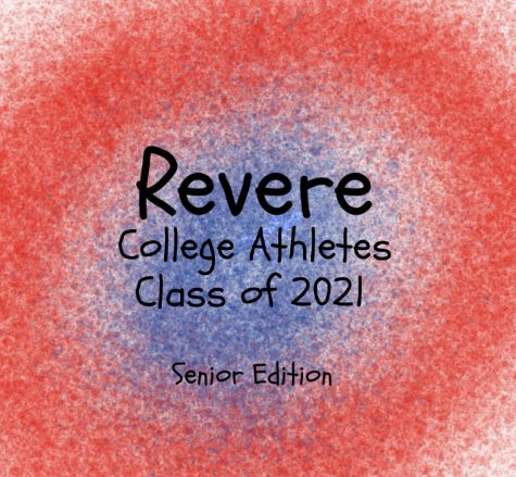 Revere athletes have signed letters of intent to continue careers in college