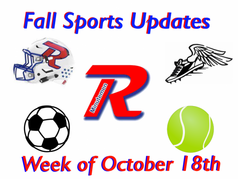 Fall sports update: week of October 18th