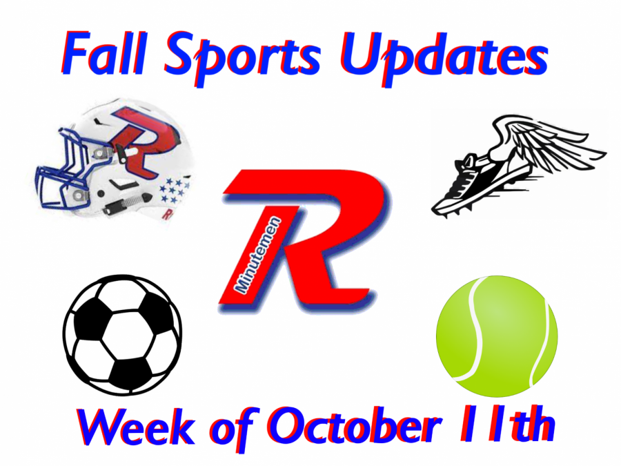 Fall sports update: week of October 11