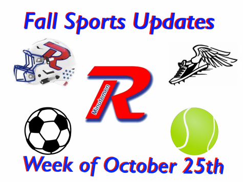 Fall sports update: week of October 25